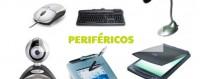 Periféricos - Informática Logos