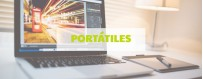 Portátiles - Informática Logos