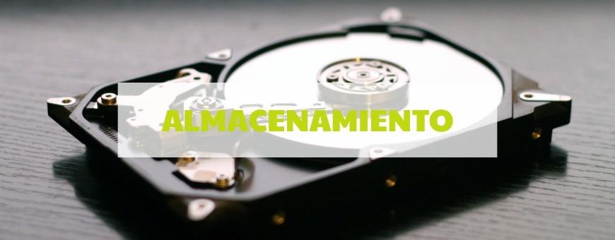 Almacenamiento - Informática Logos