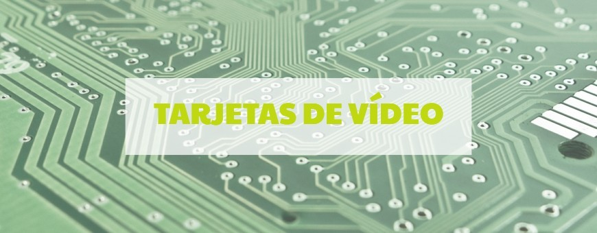 Tarjetas de vídeo - Informática Logos