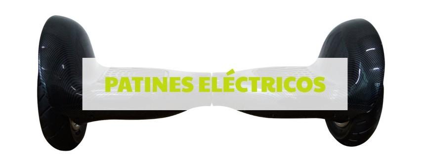Patín eléctrico - Informática Logos