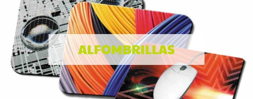 Alfombrillas - Informática Logos