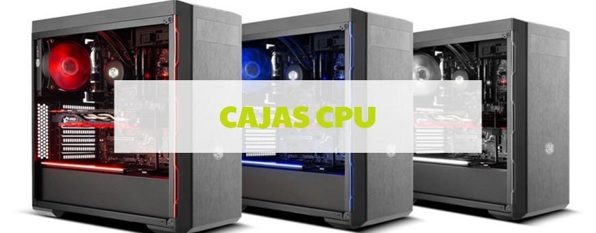 Cajas CPU - Informática Logos