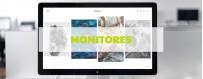 Monitores - Informática Logos