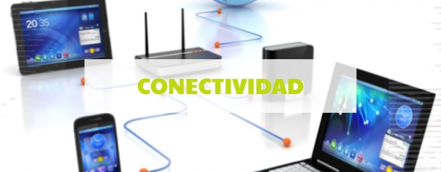 Conectividad - Informática Logos