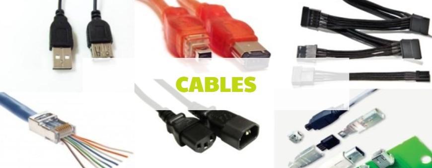 Cables - Informática Logos
