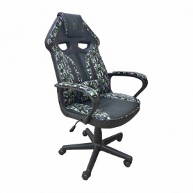 SILLA GAMER WOXTER STINGER STATION ARMY GREEN