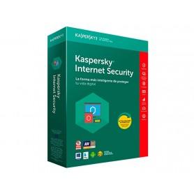 ANTIVIRUS KASPERKY 1 LICENCIA I.S. 1 PC