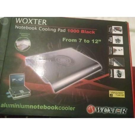 BASE VENTILACION WOXTER 1000 BLACK 7-12